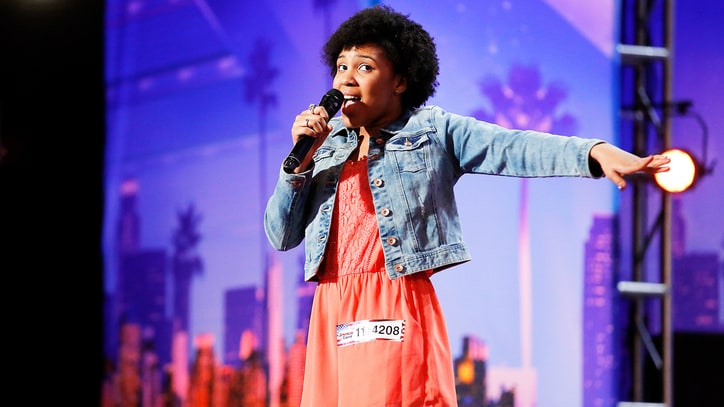 'America's Got Talent' Star Jayna Brown on Stunning 'Rise Up' Performance