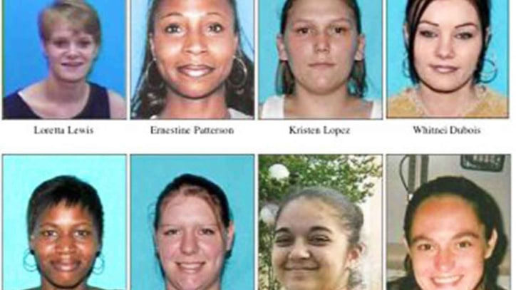 Dark Truth Behind 8 Sex Workers Murdered in the Bayou