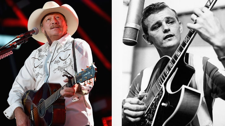 Alan Jackson, Jerry Reed to Be Inducted into Country Music Hall of Fame