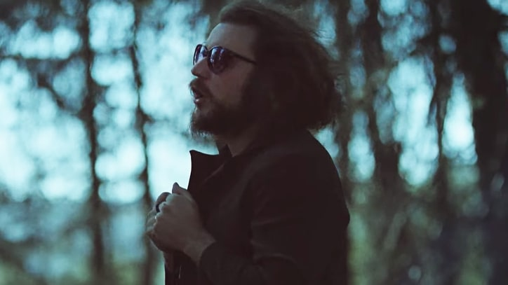 Watch Jim James' Trippy, Compassionate 'Here in Spirit' Video