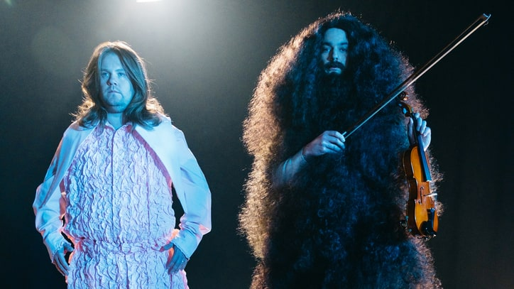 Watch Jim Parsons, James Corden's Deadpan 'Dust In the Wind' Spoof