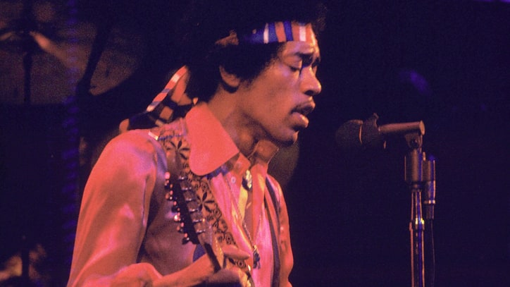 Hear Jimi Hendrix's Electrifying First Band of Gypsys Performance