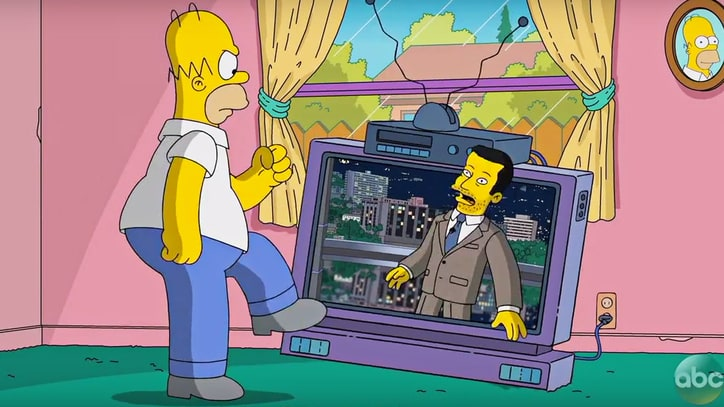 Watch Jimmy Kimmel Tour Springfield With Homer Simpson