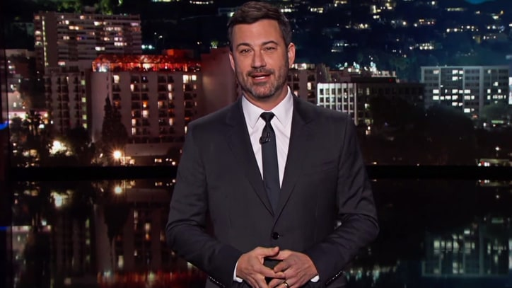Watch Jimmy Kimmel Prank People About Alexander Hamilton-Mike Pence 'Duel'
