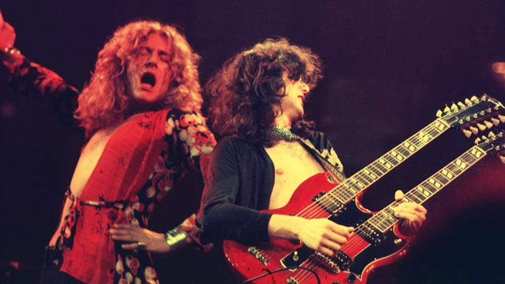 Jimmy Page Breaks 'Stairway' Lawsuit Silence While Plaintiff Files Appeal