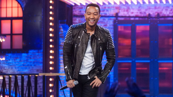 Watch John Legend, Stevie Wonder Recreate OutKast's 'Hey Ya' Video on 'Lip Sync Battle'