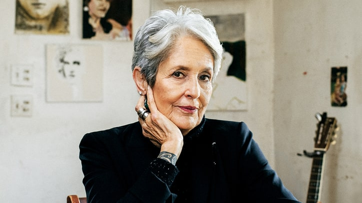 Joan Baez's Fighting Side: The Life and Times of a Secret Badass