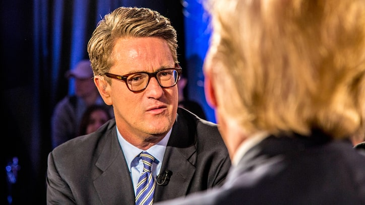 Joe Scarborough Details Trump Falling Out: 'He Screamed at Me'