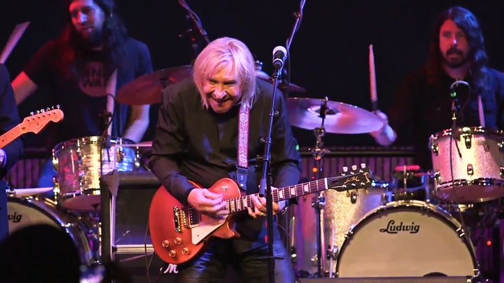 Watch Joe Walsh, Dave Grohl Play Raucous James Gang Cover
