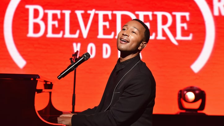 John Legend on Writing Romantic Song 'Start' for Obamas Biopic