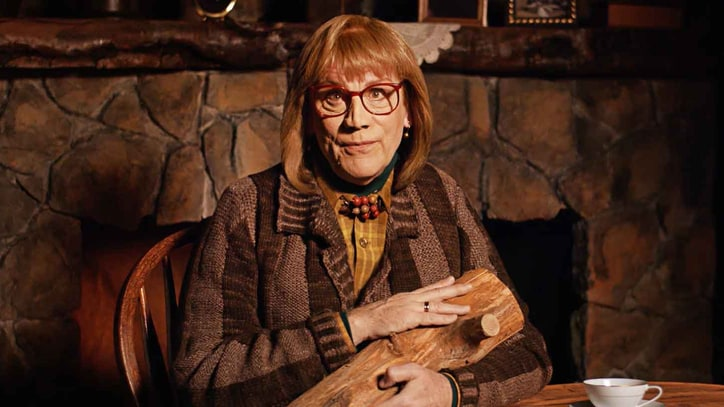 See John Malkovich Eerily Play 'Twin Peaks' Log Lady
