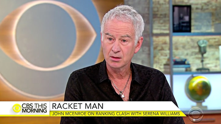 See John McEnroe Refuse to Apologize for Serena Williams Comments
