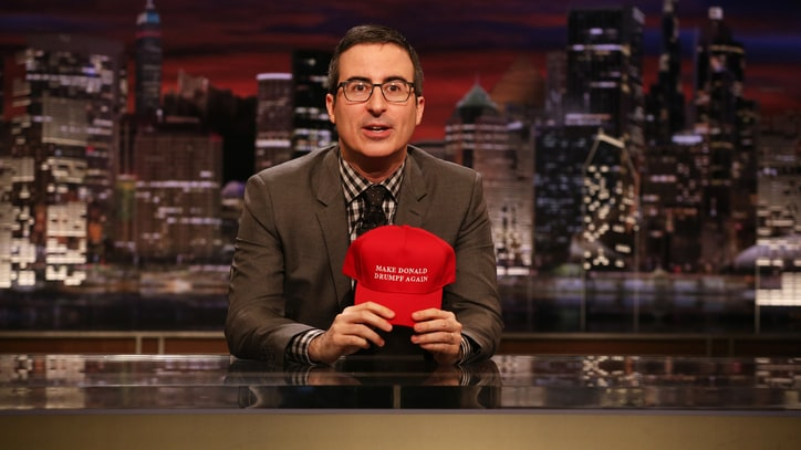Watch John Oliver Call Donald Trump's Apology 'Bulls--t'