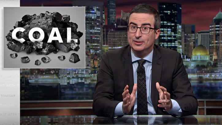 Watch John Oliver Expose Trump Administration's Coal Industry Lies