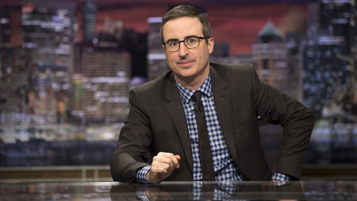 John Oliver, HBO Sued for Defamation by Coal Magnate