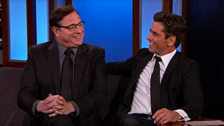 See John Stamos, Bob Saget Remember Don Rickles on 'Kimmel'