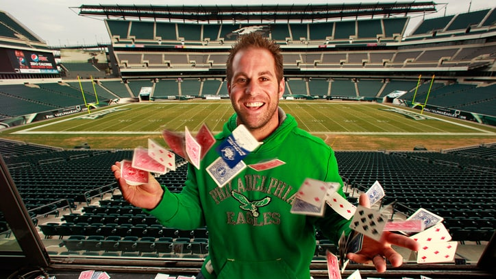 How Magic Tricks Saved One NFL Player's Life