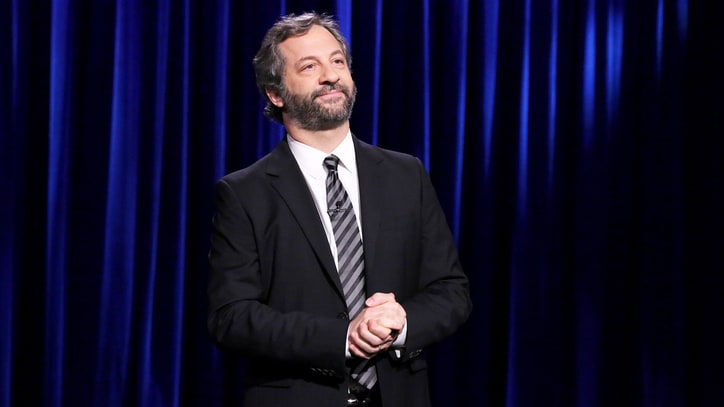 Judd Apatow: Trump Voters Wanted an 'Abusive Father'
