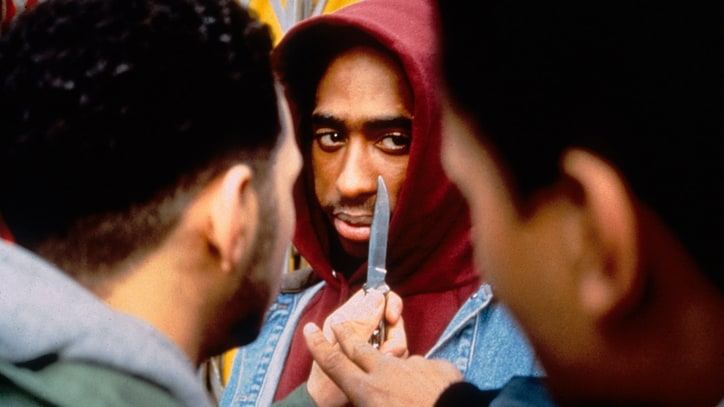 See Tupac Shakur Choose Death Over Prison in Original 'Juice' Ending