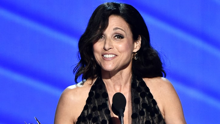 Emmys 2016: Watch Julia Louis-Dreyfus' Heartfelt Speech for 'Veep' Win