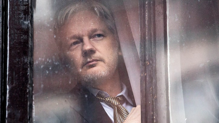 Watch Tense Trailer for Documentary on Wikileaks Founder Julian Assange