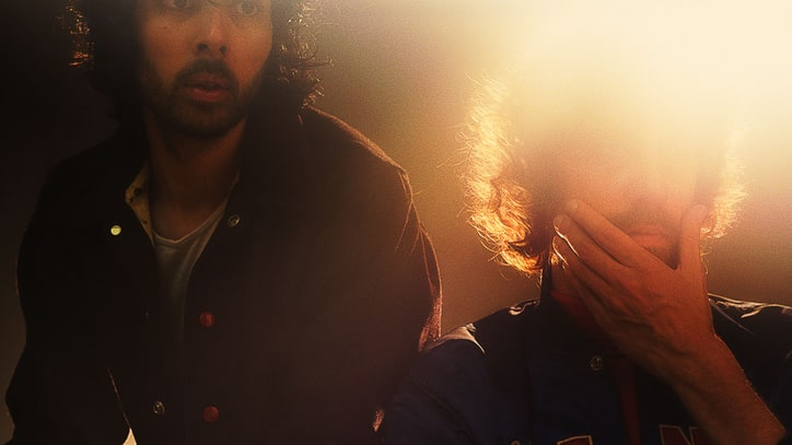 Justice Talk Embracing Corniness, Making Dance Music for Grown-Ups