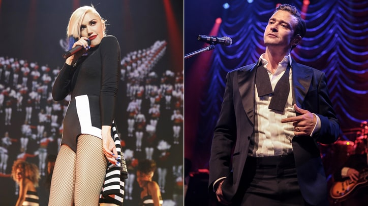 Justin Timberlake Recruits Gwen Stefani for 'Feeling' Remix