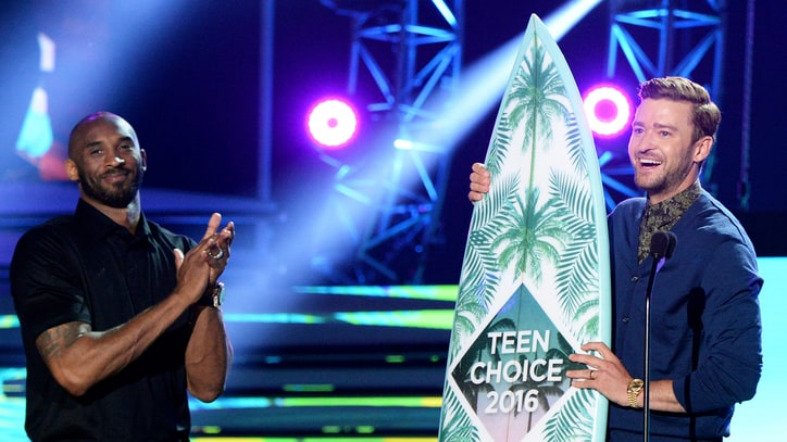 Watch Justin Timberlake's Inspiring Teen Choice Awards Speech