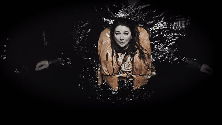Watch Kate Bush's Tranquil 'And Dream of Sheep' Video