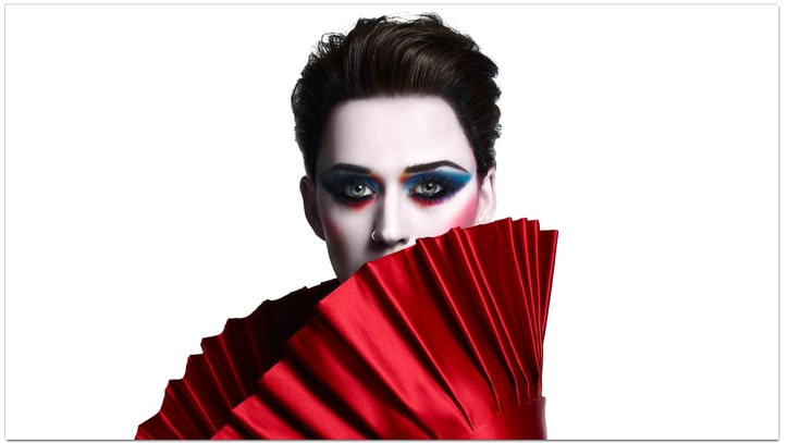 Review: Katy Perry Navigates a Less Bombastic Pop Universe on 'Witness'