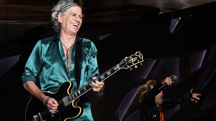Listen to 'Rolling Stone Music Now' Podcast: Keith Richards' First Guitar Hero