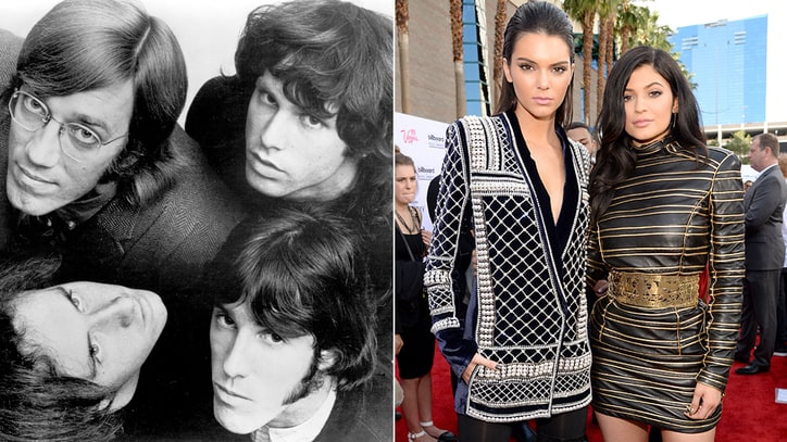 The Doors Issue Cease-and-Desist Letter to Jenners Over T-Shirts
