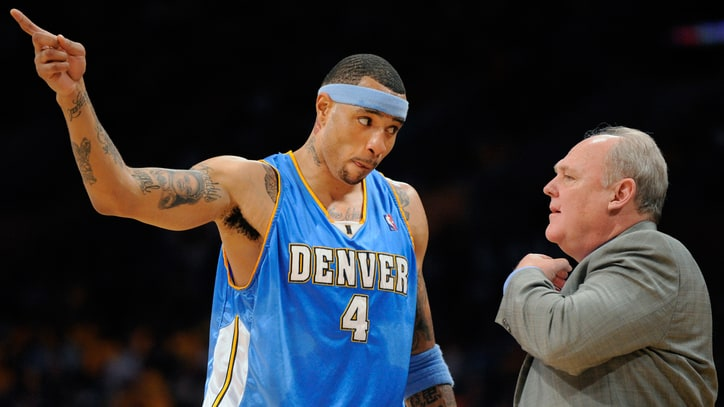 Kenyon Martin Lashes Out at George Karl's Comments About Not Having a Father
