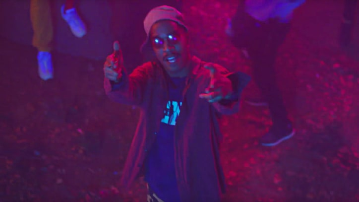 Kid Cudi Enlists A$AP Rocky, Jaden Smith for Exuberant 'Surfin'' Video