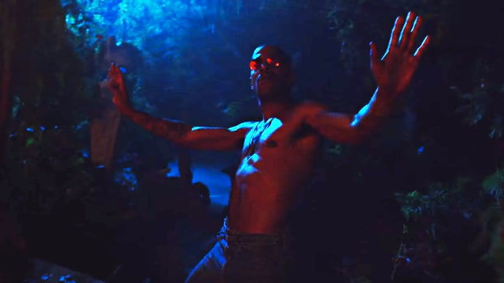 See Kid Cudi's Dark 'Frequency' Video