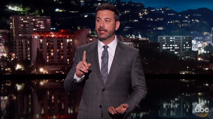 See Jimmy Kimmel Gage Reaction to 'SCOTUS Nominee' Rob Kardashian
