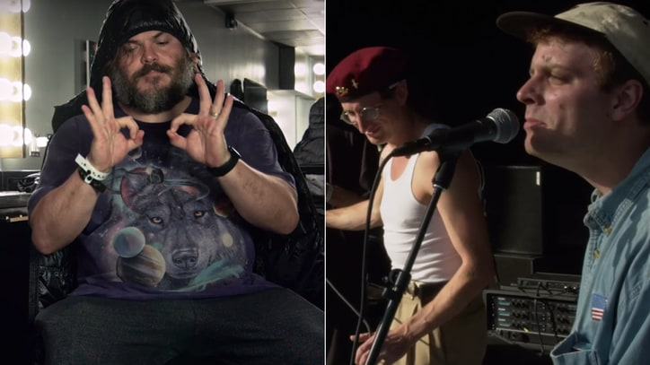 See Jack Black, Mac DeMarco in 'Behind the Music'-Style Mockumentary