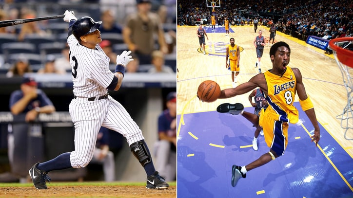 Kobe to A-Rod: What Happened to Athletes Just 'Retiring'?