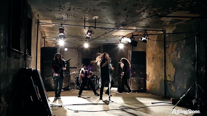 Korn's 'Rotting in Vain' Video: Go Behind the Scenes