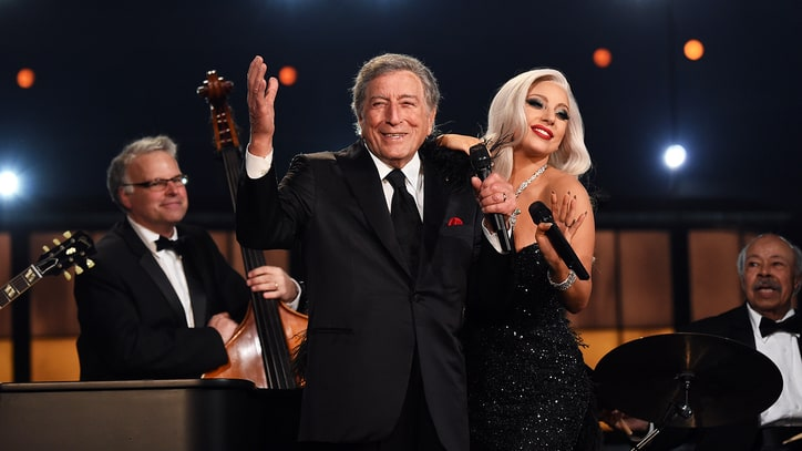 Lady Gaga, Elton John, Stevie Wonder Top Tony Bennett Tribute Concert