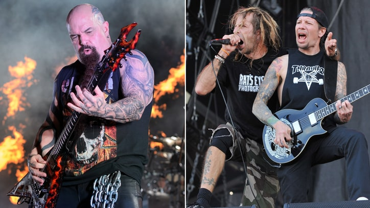 Slayer, Lamb of God Team for 'Feel Good Event of Summer' Tour