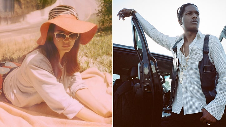 Lana Del Rey Unveils 'Lust for Life' Details, New Songs With A$AP Rocky