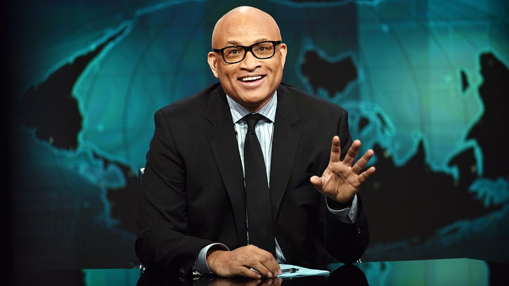 Watch Larry Wilmore Thank Fans After 'Nightly Show' Cancellation