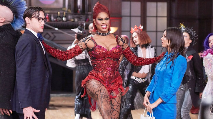 Hear Laverne Cox Sing 'Sweet Transvestite' From 'Rocky Horror'