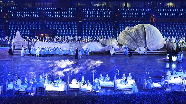 From Nazis to Burning Doves: 8 Oddest Olympic Opening Ceremony Events