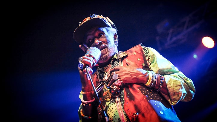 Lee 'Scratch' Perry Plots Cosmic New Album 'Must Be Free'