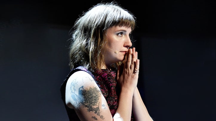 Read Lena Dunham's Apology for 'Distasteful' Abortion Comment