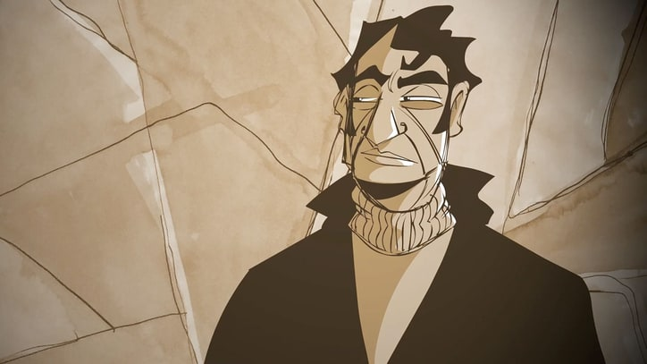Watch Leonard Cohen Read Surreal Poem in Animated Interview
