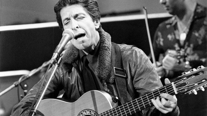 Flashback: Leonard Cohen Performs 'So Long Marianne' in 1979