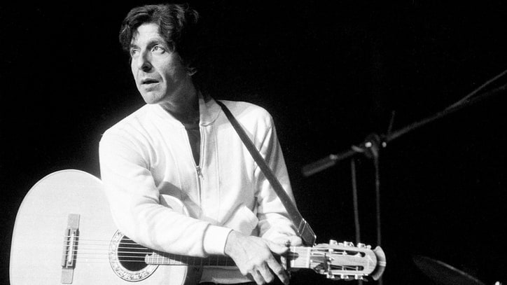 Listen to 'Rolling Stone Music Now' Podcast: Life and Music of Leonard Cohen